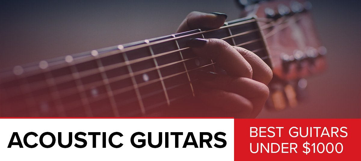 9 best acoustic guitars under 1000 dollars 2019 reviews. Black Bedroom Furniture Sets. Home Design Ideas