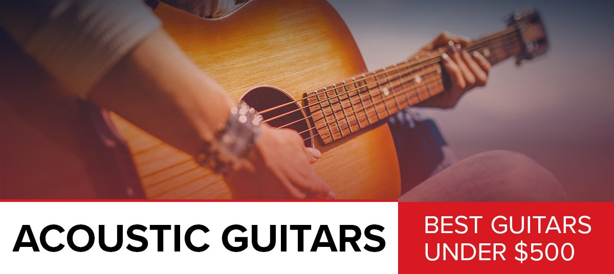 9 best acoustic guitars under 500 2019 reviews. Black Bedroom Furniture Sets. Home Design Ideas