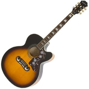 Epiphone EJ-200SCE – Tribute To a Legend