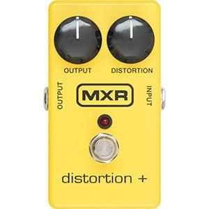 MXR M104 Distortion + – Softer Side Of Distortion