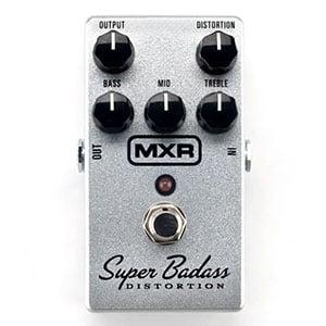 MXR M75 Super Badass Distortion – A Special Flavor Of Distortion