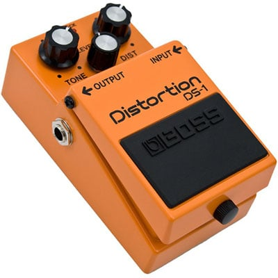 Boss DS1 Distortion Guitar Pedal – The Essential Part Of Any Rig