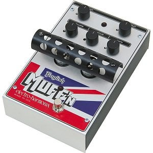 Electro-Harmonix English Muff' n Tube Overdrive Pedal – Familiar Excellence In a Different Flavor
