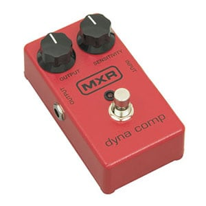 MXR Dyna Comp Effects Pedal – A Well Known Design That Still Works