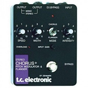 TC Electronic SCF World Standard