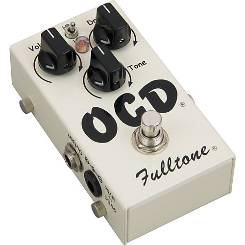 Fulltone OCD Obsessive Compulsive Drive Pedal – When You Need That Extra Punch