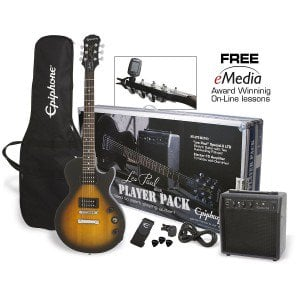 The Epiphone Les Paul Player Pack Review – Affordable Convenient Quality