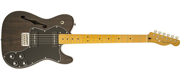 Fender Modern Player Telecaster Deluxe Review 2019 Guitarfella Com