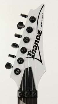 Ibanez RG450DX Headstock