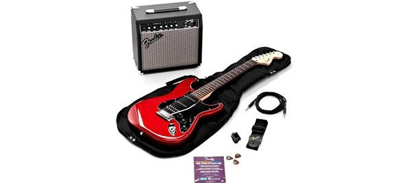 Squier by Fender Strat HSS Pack Review – An Upgraded Starter Pack