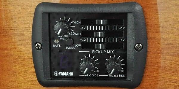 Yamaha NCX700 Electronics