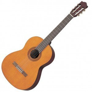 Yamaha C40 Full Size Nylon String – European Sound Designed In The Orient