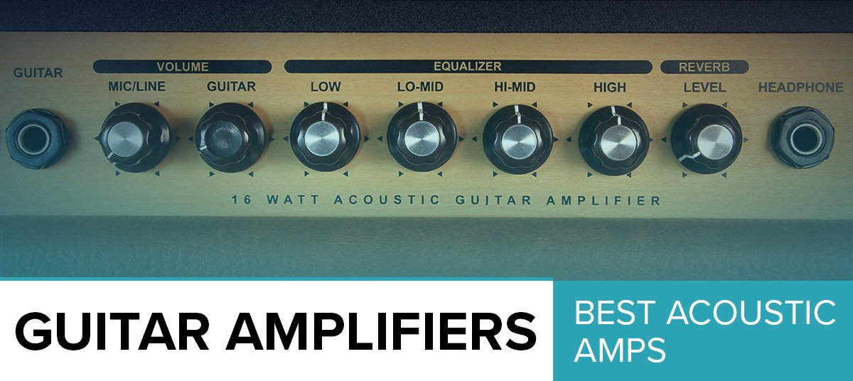 8 Best Acoustic Guitar Amplifiers 2019 Reviews Guitarfella