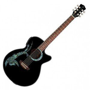 Luna Fauna Phoenix Acoustic Guitar – Another Unorthodox Model From Luna