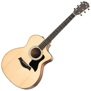 Taylor Guitars 114CE – Flagship Model That Refuses To Step Down