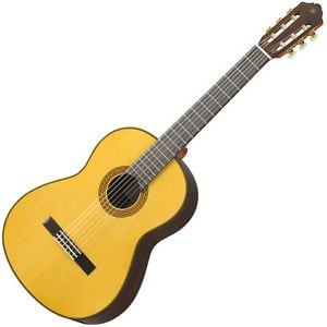 Yamaha CG192S Spruce Top Classical Guitar – Traditional Model With a Character