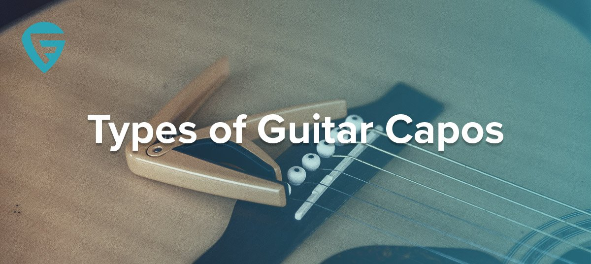 Types Of Guitar Capos Guitarfella Com