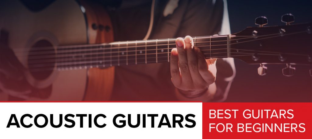 beginners acoustic guitars