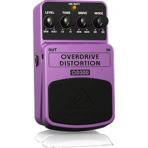 Behringer Overdrive Distortion OD300