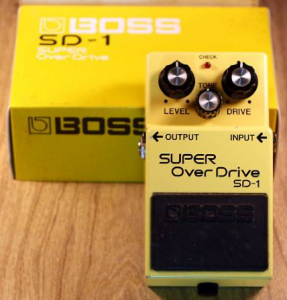 Boss SD-1 Super Overdrive-1