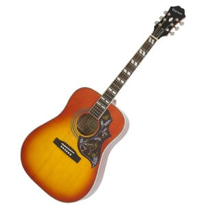 Epiphone Hummingbird PRO – A True Vintage Icon