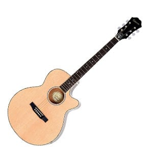 Epiphone PR-4E Acoustic/Electric Guitar Player Package – A Starter Kit With That Guarantees Quality