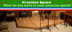 What Should I Have In My Guitar Practice Space?