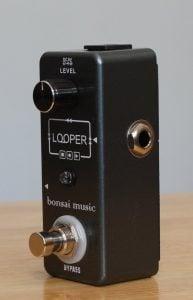 Bonsai Music Looper Review 2019 Guitarfella Com