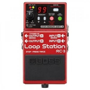 Boss RC-3 Loop Station Pedal-1