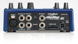 Digitech Jam Man Stereo Looper Delay Pedal-3