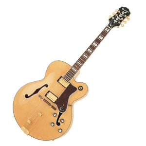Epiphone Broadway – Refined Entry Level Class
