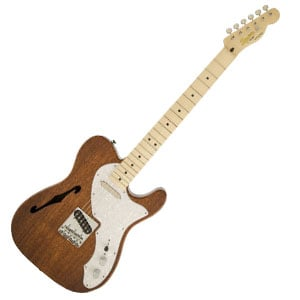 Squier Classic Vibe Thinline Telecaster – A Very Unique Tele
