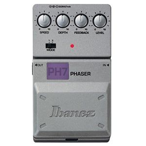 Ibanez PH7 Phaser Pedal