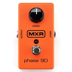 MXR Phase 90 Review – The One And Only Orange Box