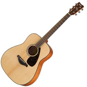 Yamaha FG800 Acoustic Guitar Review – A Well Made Workhorse Acoustic