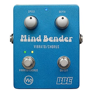 BBE Mind Bender Dual-Mode Analog Vibrato/Chorus