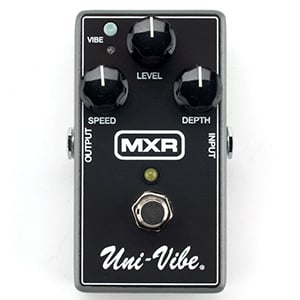 Dunlop M68 Uni-Vibe Review – Little Black Box Of Vibes