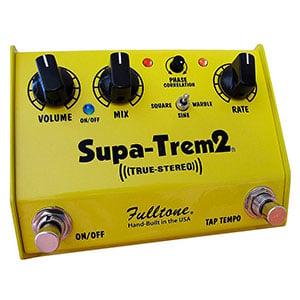 Fulltone Custom Shop Supa-Trem2 Review – Simplicity In a Refined Way