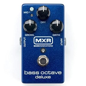 MXR 288 Bass Octave Deluxe Review – Value And Performance On a Different Level