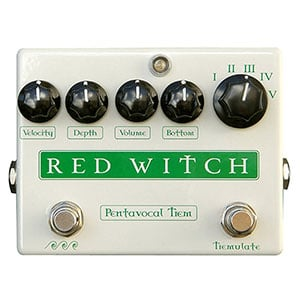 Red Witch Pentavocal Tremolo Review – Dark Side Of Tremolo