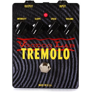 Voodoo Lab Tremolo Review – When Boutique Shops Get It Right