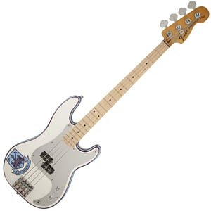 Fender Steve Harris Precision Bass Review – Up The Irons!