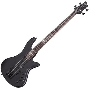 schecter stiletto stealth 4 bass guitar review 2019. Black Bedroom Furniture Sets. Home Design Ideas