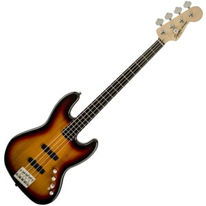 Squier Deluxe Active Jazz Bass IV