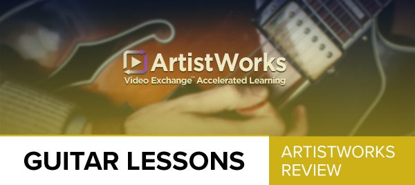 ArtistWorks Review – The Closest You Can Get To Real In Person Lessons