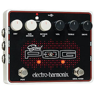Electro-Harmonix Soul Pog – The Essence Of Clarity