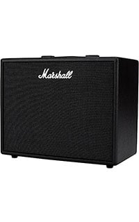 Marshall Code 50W Review  Feature