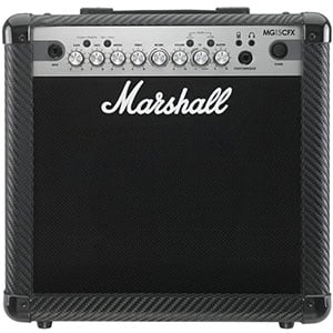 Marshall MG Series MG15CFX – Compressed Heat In a Compact Package