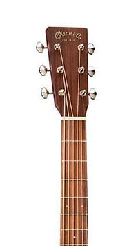 Martin 15 Series D-15M Headstock