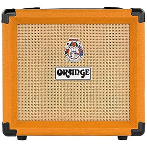 Orange Amplifiers Crush12